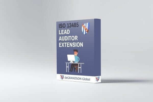ISO-13485-Lead-Auditor-Extension-Product image