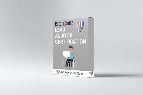 ISO 13485 Lead Auditor Certification Product image